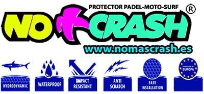 PALAS NO+CRASH CARBONO 100% Y GRAFENO